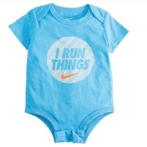 NWT. Nike Baby 9-12M Bodysuit